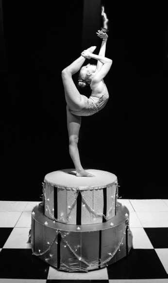 Cake Contortionists - Hire / Book Cake Contortionist and
