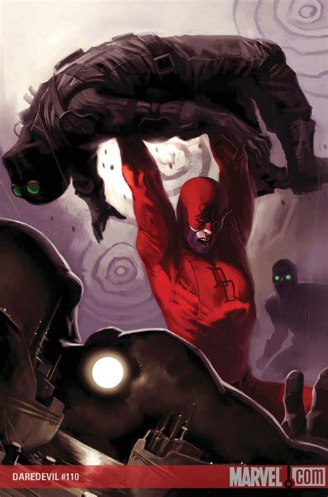 daredevil by ed brubaker saga sler 2008 comic books big shiny robot review daredevil 110