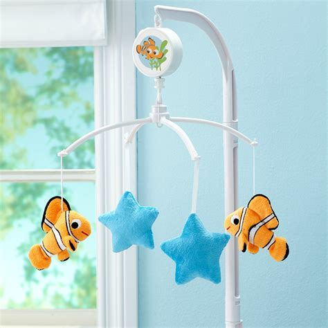 Disney Crib Mobile by Finding Nemo A Day At The Sea Musical Mobile Disney Baby