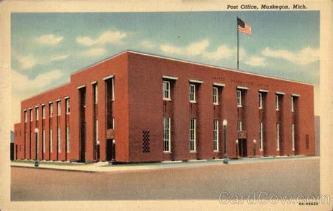 Post Office Muskegon Mi by Post Office Muskegon Mi