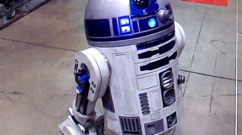 real r2d2 robot for sale live action working animatronic life size r2 d2 robot with