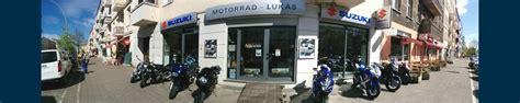 Motorrad Lukas by Suzuki Motorrad Berlin Motorrad Lukas Shop Werkstatt