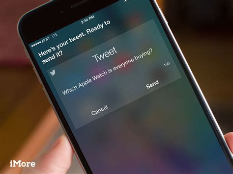 siri on iphone 6 how to update with siri for iphone and imore