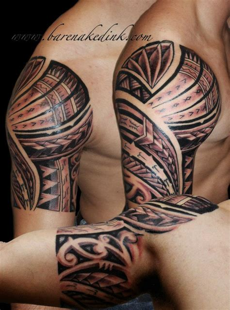 tattoo on inner shoulder best samoan indian 2012 tattoos from tasi meleah arizona