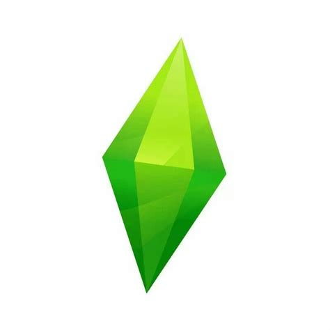 Sims Plumbob Sims Pinterest Sims Video Games