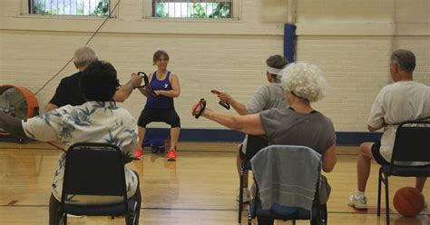 ymca silver sneakers silver sneakers helps keep seniors fit physically and mentally