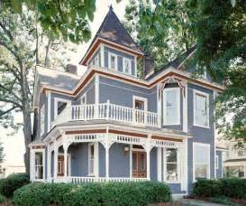strong contrast paint color ideas for ornate victorian