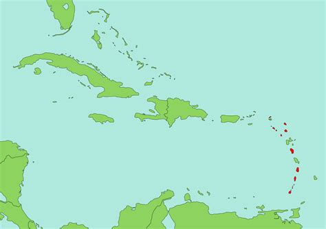 empty caribbean map    ford price release