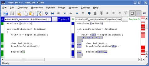 kdiff3 git diff tools on windows
