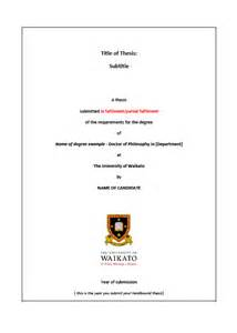 thesis presentation the library of waikato