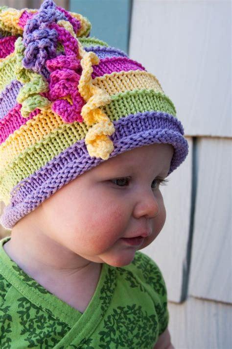 knit kid hat pattern childrens knit hat ruby by barbarasbeanies on etsy i think