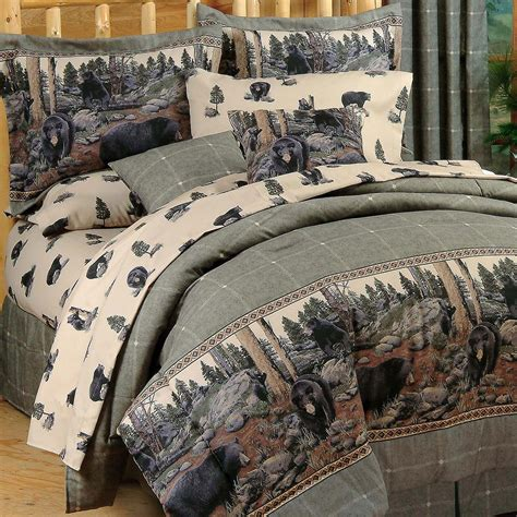 Pinecone Bedding by Luxury Pine Cone Bedding Cabin Place