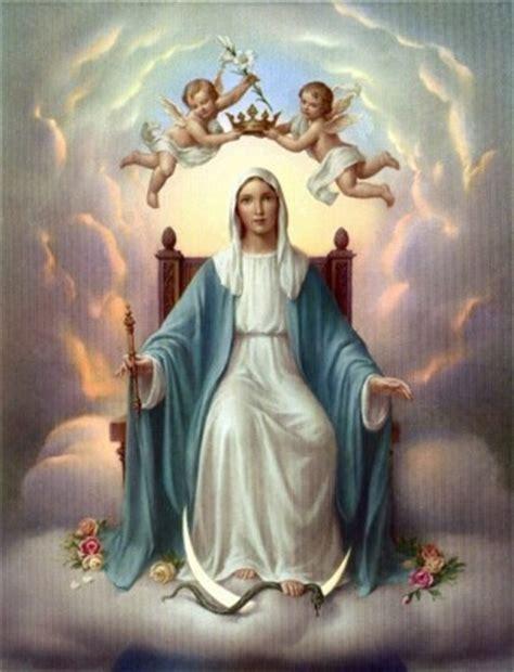 imagen virgen maria reina devotion 224 la tres sainte vierge marie