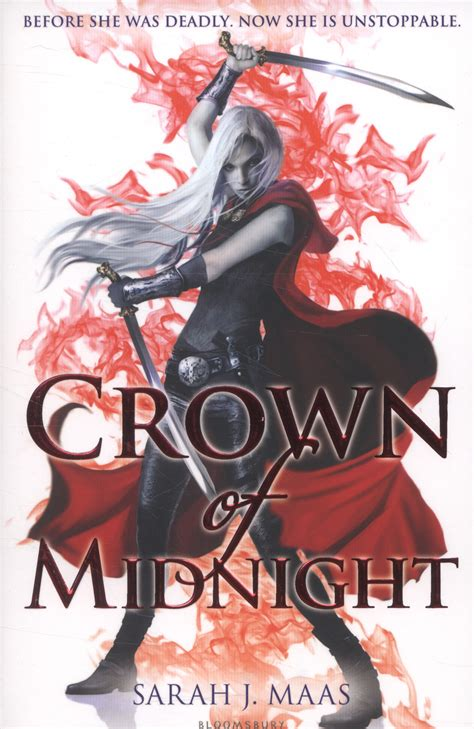 crown of midnight by maas sarah j 9781408834947 - 1408834944 Crown Of Midnight