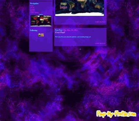 abstract tumblr themes free purple abstract tumblr themes pimp my profile com