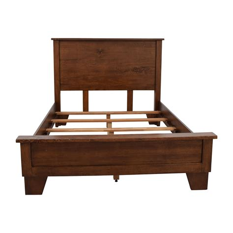 full bed frame headboard beds used beds for sale