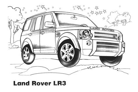 cars land coloring pages free jeep coloring pages to print