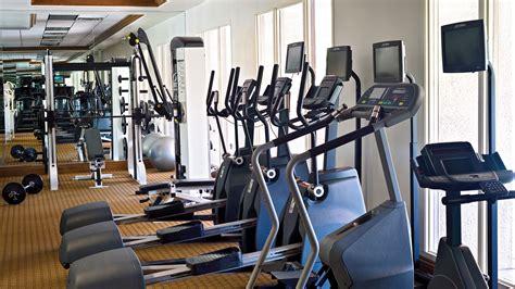 fitness pasadena luxury hotel  langham huntington