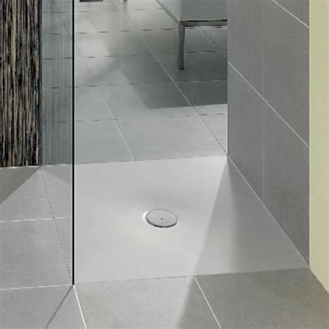 bette floor bette floor square shower tray l 90 w 90 cm white 5931