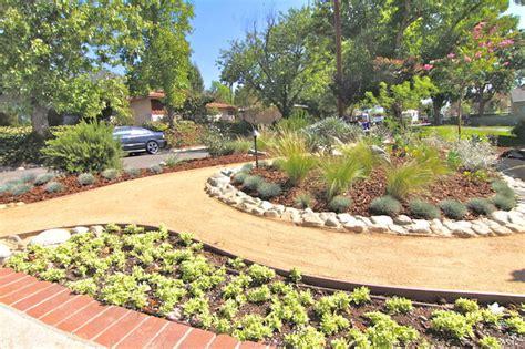 Grassless Backyard Ideas Grassless Modern Landscape Los Angeles By Dattola Designs