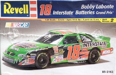 Pontiac Grand Prix Battery by 2002 Quot Interstate Batteries Quot Pontiac Grand Prix 18 Labonte