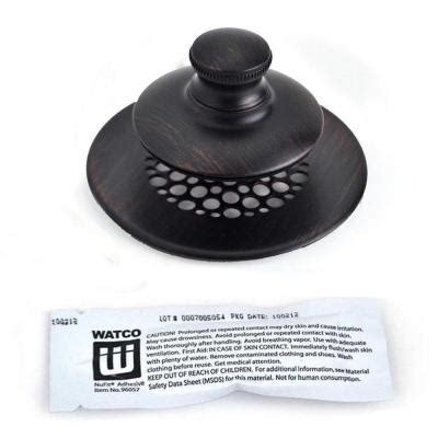 universal nufit bathtub stopper watco universal nufit push pull bathtub stopper grid