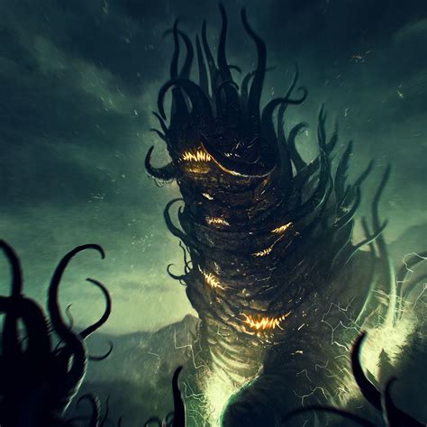 shub niggurath the mother of matter lovecraftian science