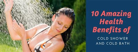 bath cold shower 10 amazing health benefits of cold shower and cold bath