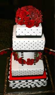 red and black wedding cakes a wedding cake blog