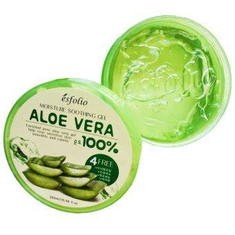 Nature Republic Aloe Vera Soothing Gel Lazada esfolio 100 aloe vera moisture soothing gel 300ml lazada ph