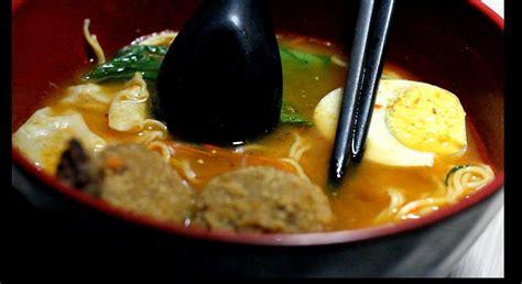 Ramen Shifu anda pencinta ramen wajib coba ke shifu ramen destinasi
