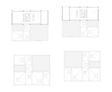 4 courtyard houses by think architecture gallery of 4 courtyard houses think architecture 20