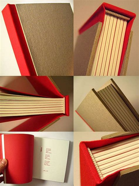 Diy Handmade Book - modified binding design