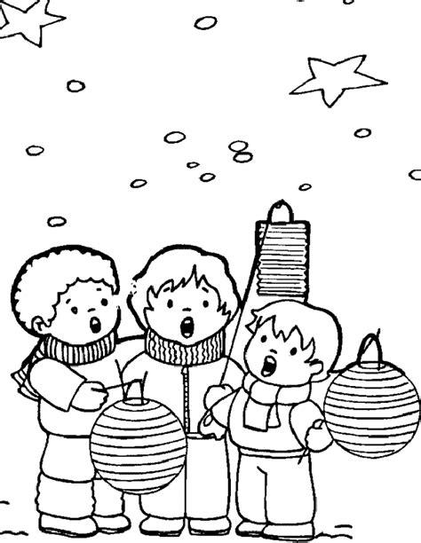 imagenes de posadas navideñas para colorear dibujos de navidad para colorear y pintar 174 dibujos de