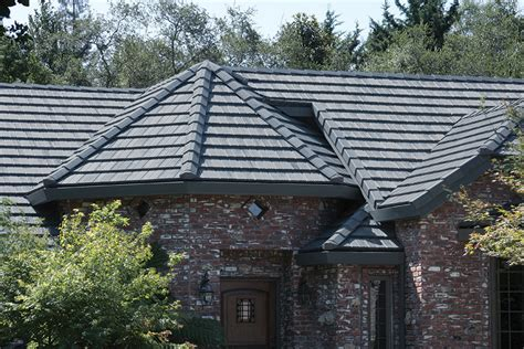 Lightweight Concrete Roof Tiles