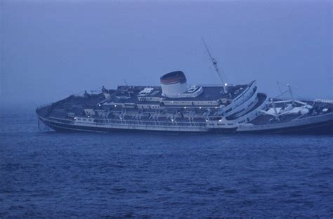 Of The Sinking by The Sinking Of Andrea Doria History