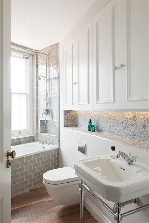 houzz small bathrooms powder room traditional with crown