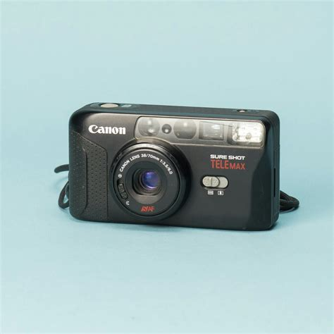 canon sure canon sure tele max point awesome cameras depop