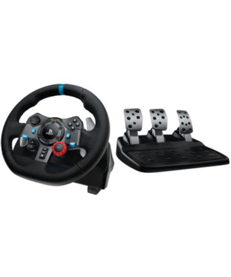 volante e pedaliera pc logitech g29 racing wheel volante con pedaliera pc ps3