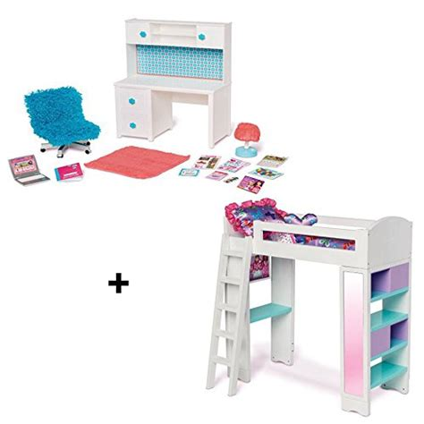 my as desk and chair bundle my as desk and chair with loft bed furniture