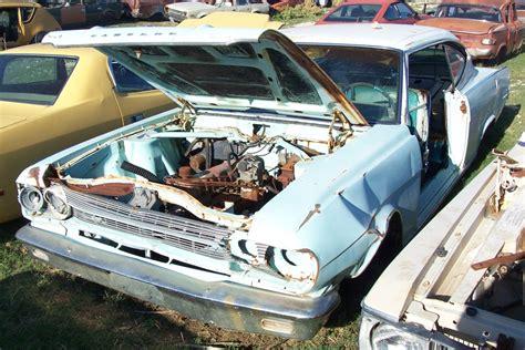 Ranch Rambler by 1965 Amc Rambler Marlin Parts Car 4