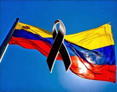 imagenes de luto por venezuela muere el cuarto venezolano en menos de 24 horas por