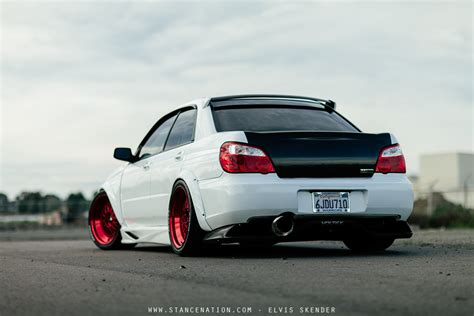 subaru wrx modified wallpaper 2006 subaru wrx sti cars white modified wallpaper