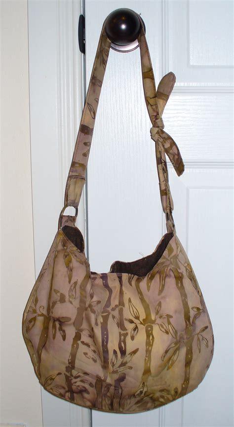 pinterest handbag pattern hobo pattern purse made by me pinterest