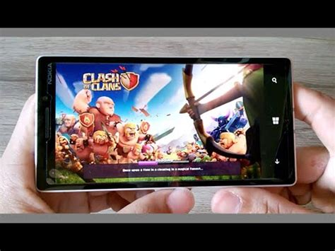 chash royale para lumia clash of clans para windows 10 mobile apk lumia 930