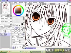online drawing programs paint tool sai free download