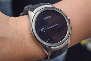 android wear news android wear 2 0 watches can be updated via the play store