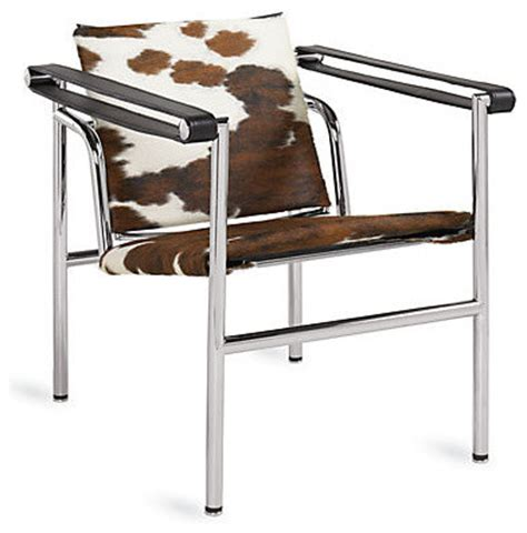 Modern Cowhide Chair - cowhide chair modern armchairs and accent