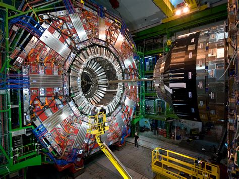 Proton Collider by Quot Beautiful Quot New Particle Found At Lhc