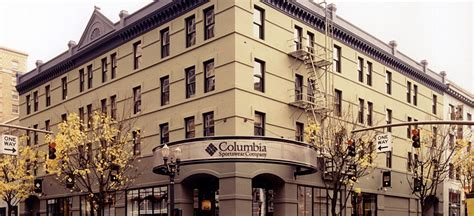 flagship history united walsh construction co columbia sportswear flagship store and retail outlets